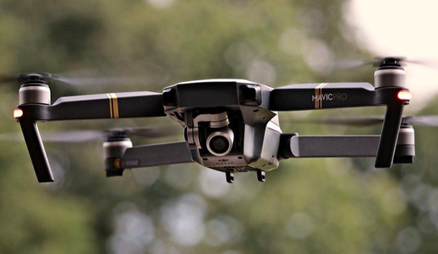 В Малайзии используют дроны, чтобы искать людей с высокой температурой