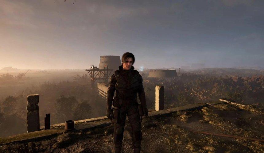 «Сердце Чернобыля»: вышел геймплейный трейлер игры S.T.A.L.K.E.R. 2
