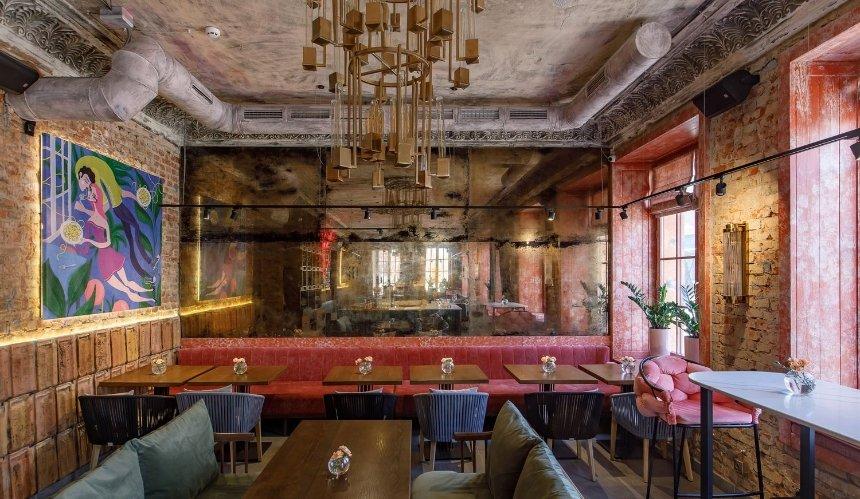 Три украинских проекта попали в финал Hospitality Design Awards
