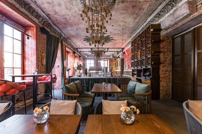 Фото: Sasha Fedorenko Commercial Interior Design