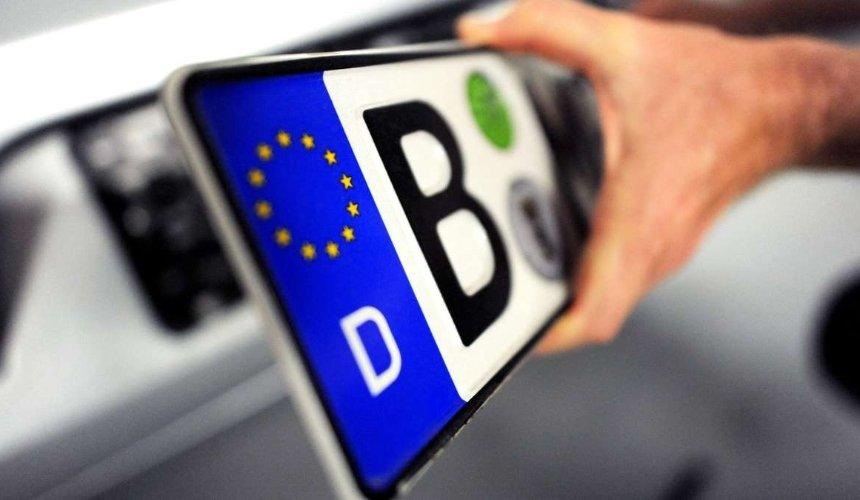 ВУкраине заработали новые правила льготной растаможки «евроблях»