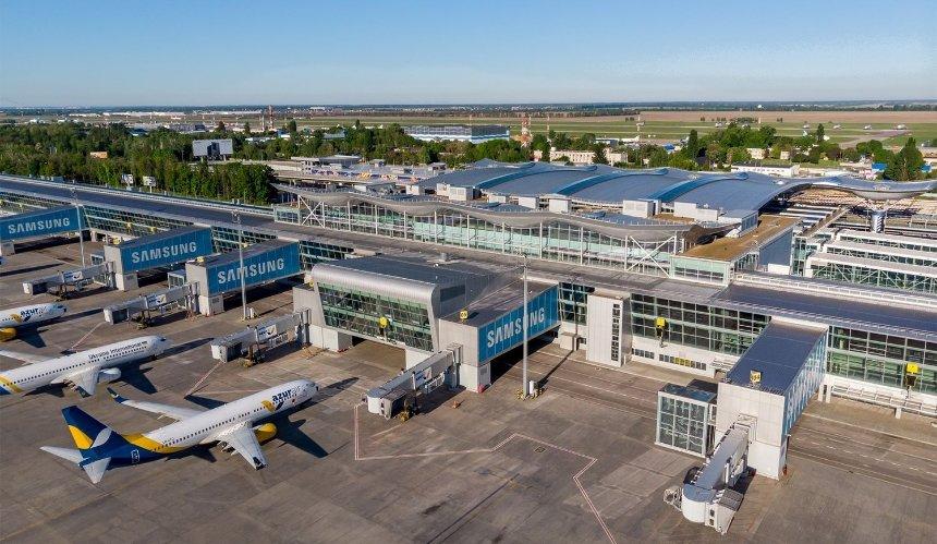 «Борисполь» впервые вошел в топ-15 крупнейших аэропортов Европы