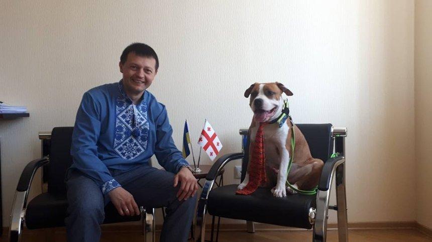 Фото: Посольство Украины в Грузии / facebook.com