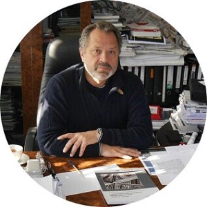 Андрій Пашенько, архітектор