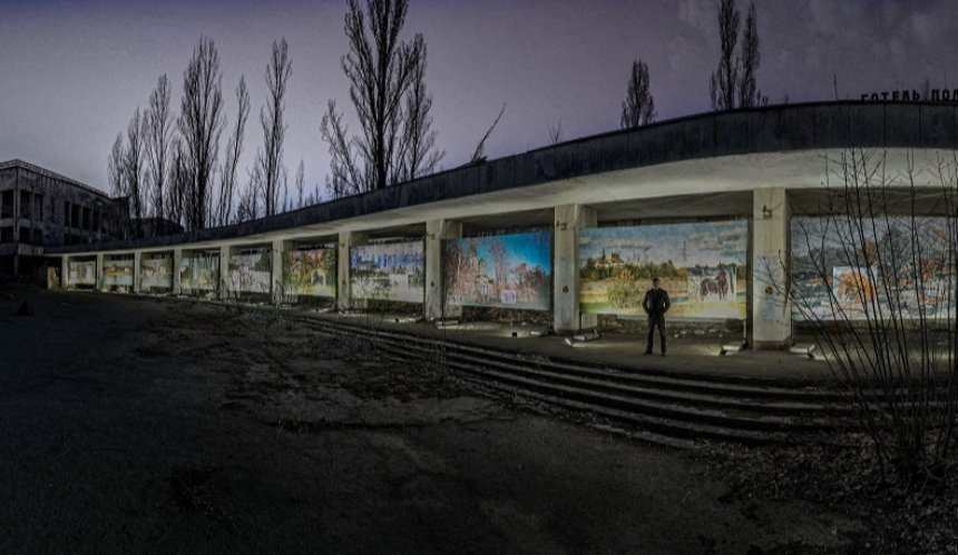 """ВКиеве откроют арт-проект «Ковчег """"Чорнобиль"""": Перезавантаження»: почему его стоит посетить"""