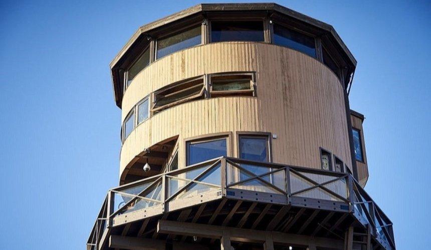 В США из старой водонапорной башни сделали жилой дом