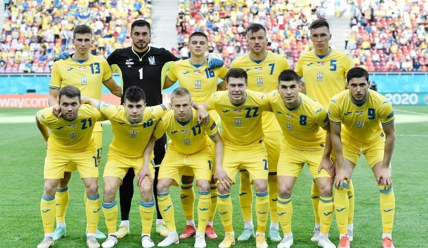 В 1/4 финала Евро-2020 Украина сыграет с Англией: где и когда