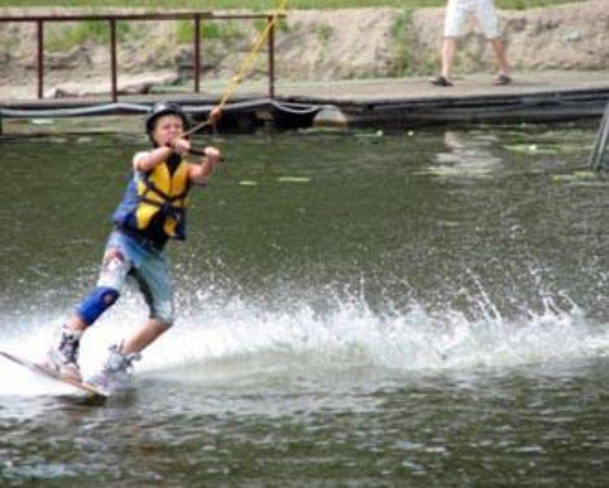 Водные развлечения в Киеве