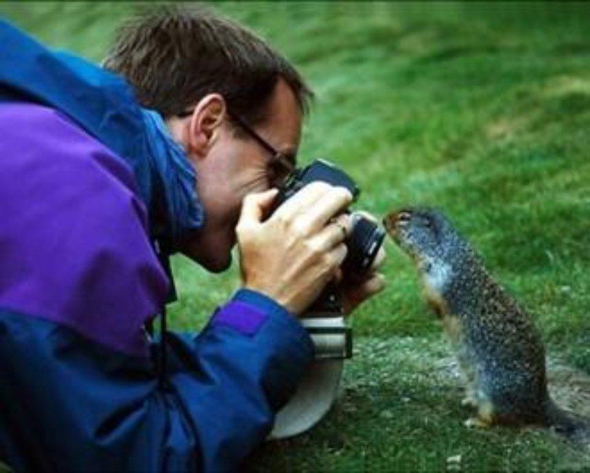 Киевский зоопарк приглашает фотографов в гости