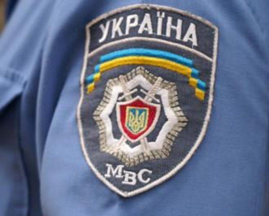 В киевском кафе пьяный милиционер устроил драку