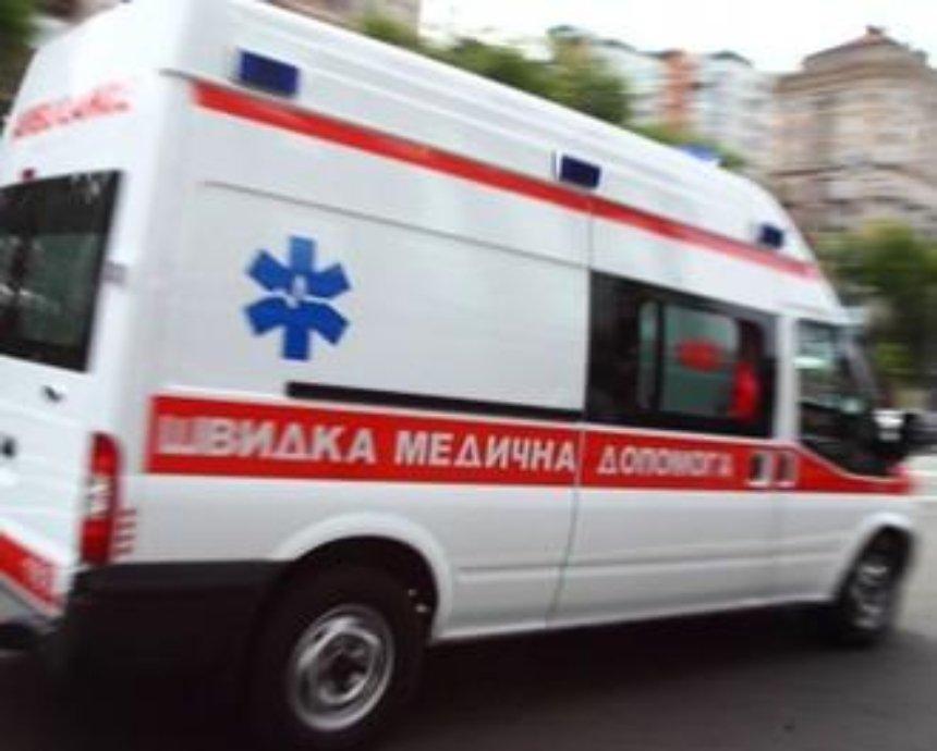 Девушка, прострелившая себе голову на Выдубичах, выжила