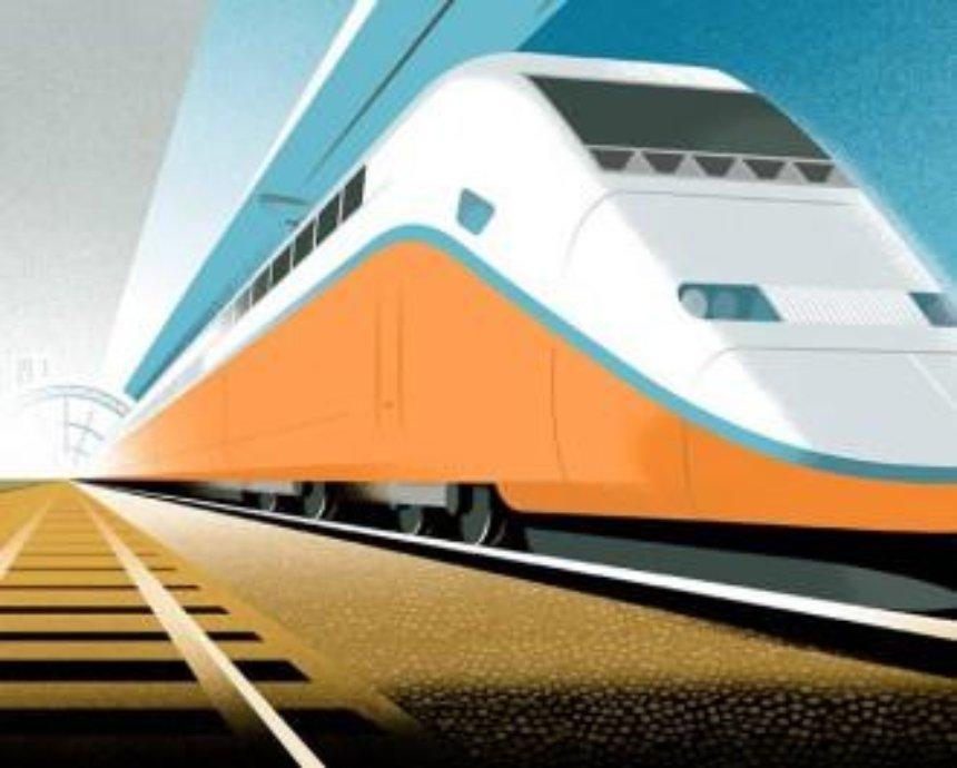 По укранской железной дороге будет ездить американский локомотив
