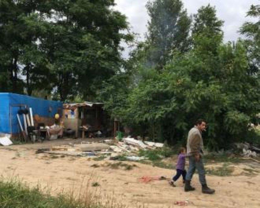 Жизнь цыган Киева: мусорные короли и принцы подворотни