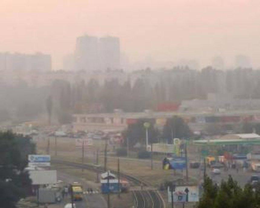 В киевском смоге виноваты машины