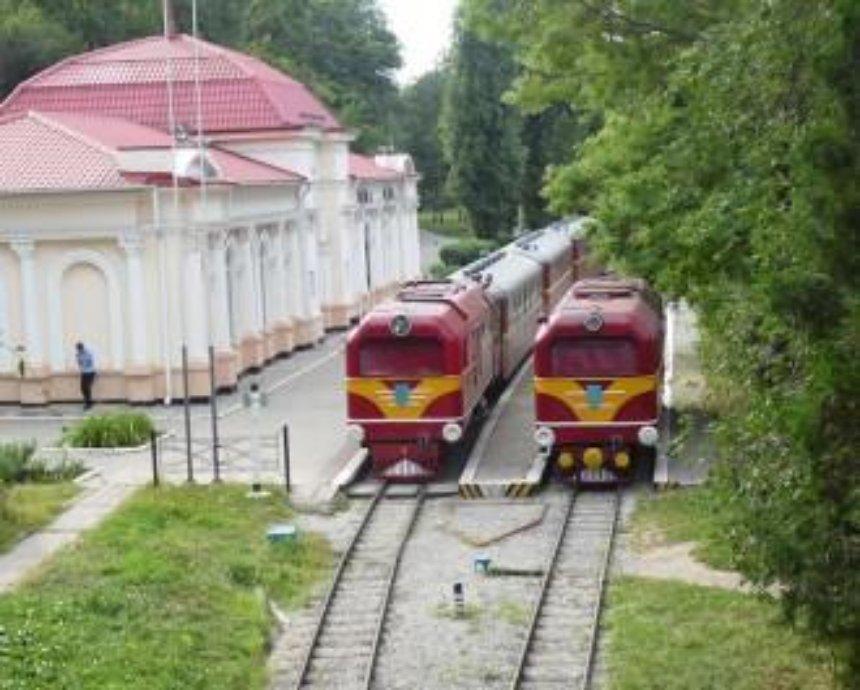 Бери и делай: лучшения для детской железной дороги
