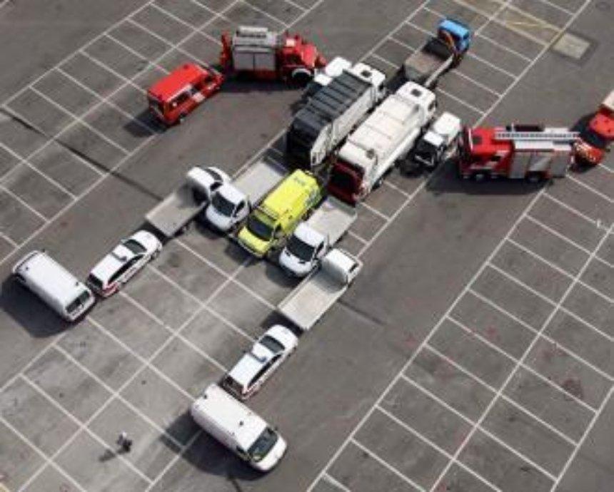 Список всех незаконных парковок Киева