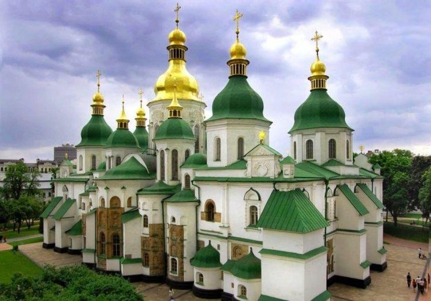 В ЮНЕСКО определили, что больше всего вредит Софии Киевской