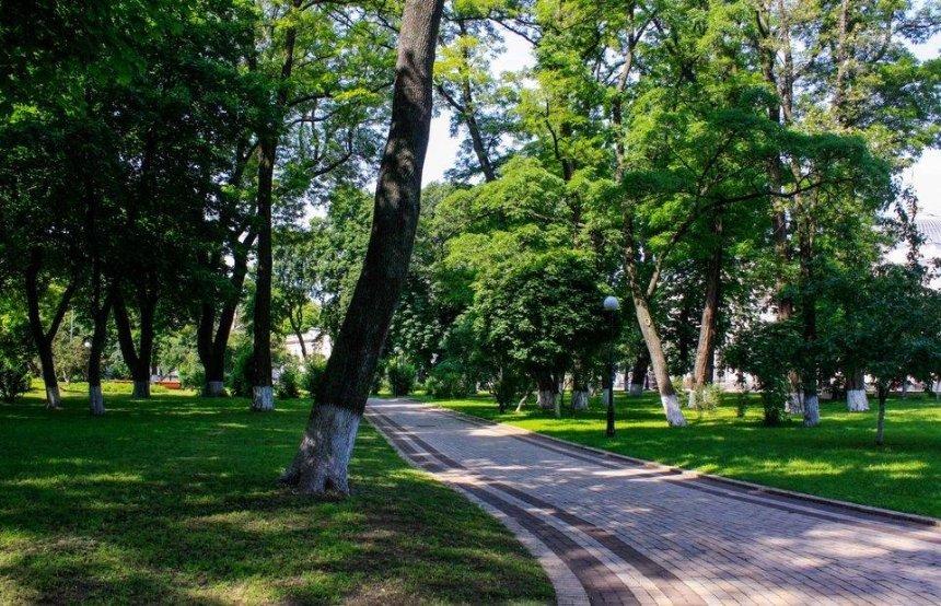 На левом берегу Киева появится новый парк