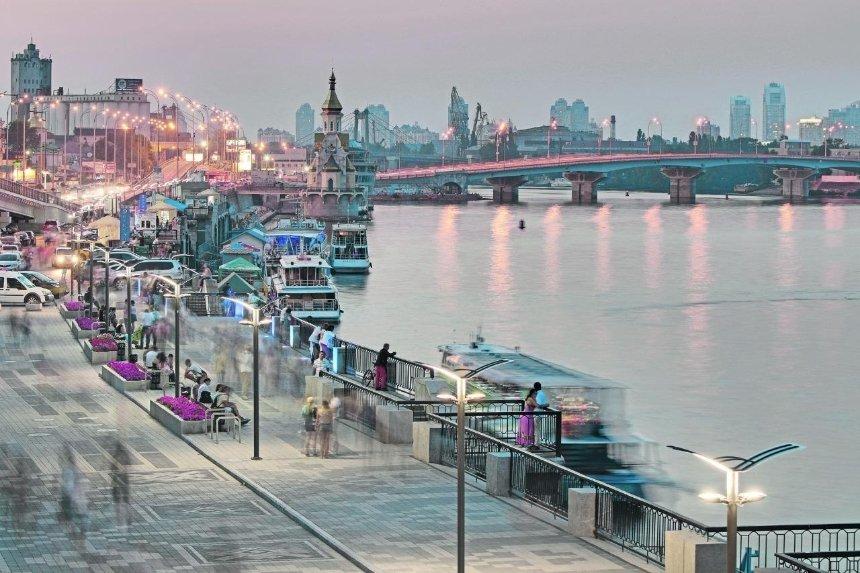 В Киеве отметят День Днепра и расскажут о его проблемах