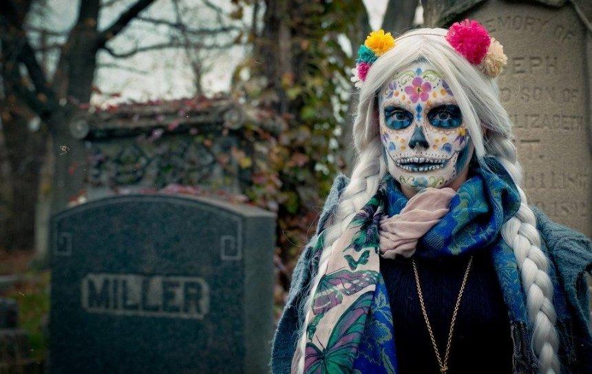 Santa Muerte Carnival: история мексиканского дня мертвых