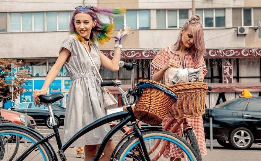 В Киеве состоится женский велопарад
