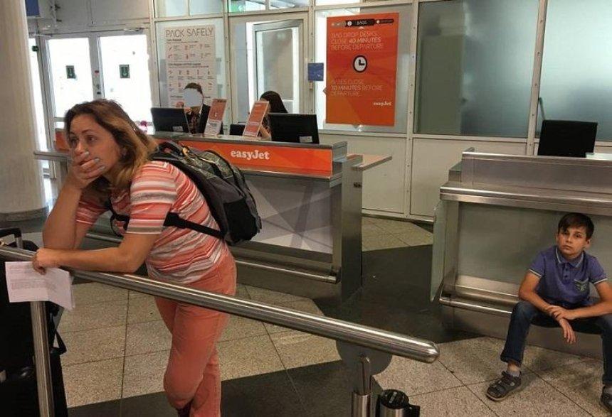 Не хватило мест: МАУ не пустила семью с ребенком на рейс из Мюнхена в Киев