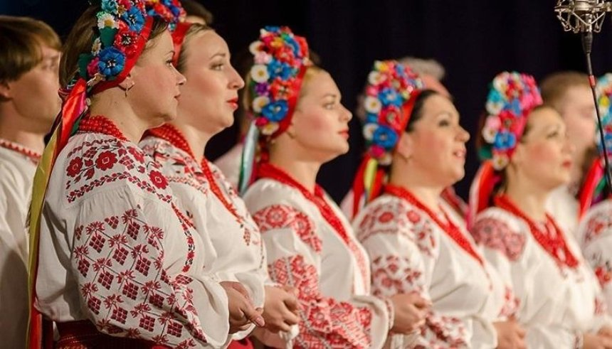Киевлян приглашают на фестиваль патриотической песни