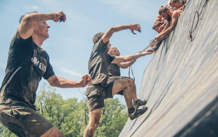 В парке «Муромец» прошел Legion Run для ветеранов (фото, видео)