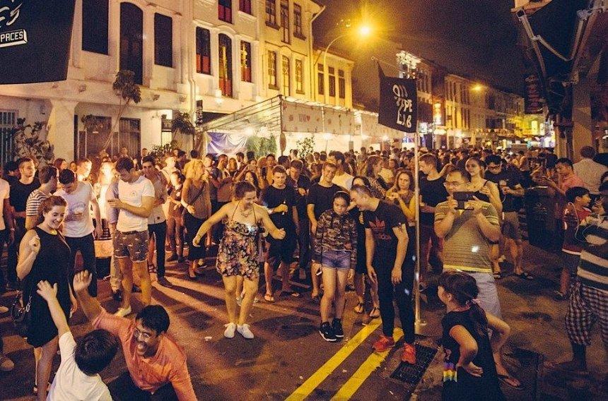 На районе: на Рейтарской пройдет вечеринка в формате Block Party