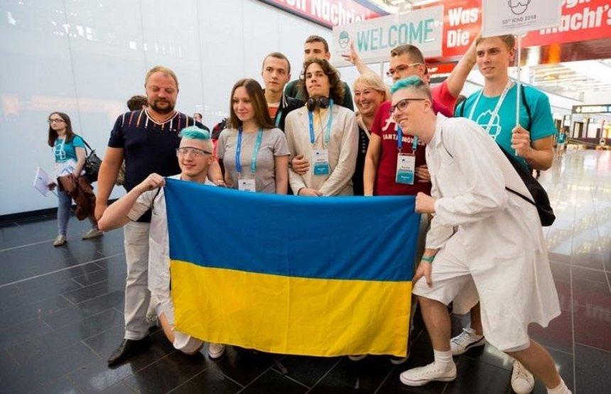 Украинские школьники завоевали девять медалей на международных олимпиадах