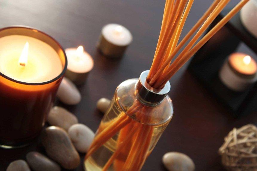 5 безопасных ароматизаторов, которые можно приготовить своими руками