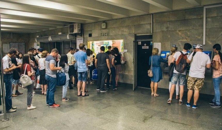 За день до подорожания проезда метро заработало около 1 млн долларов