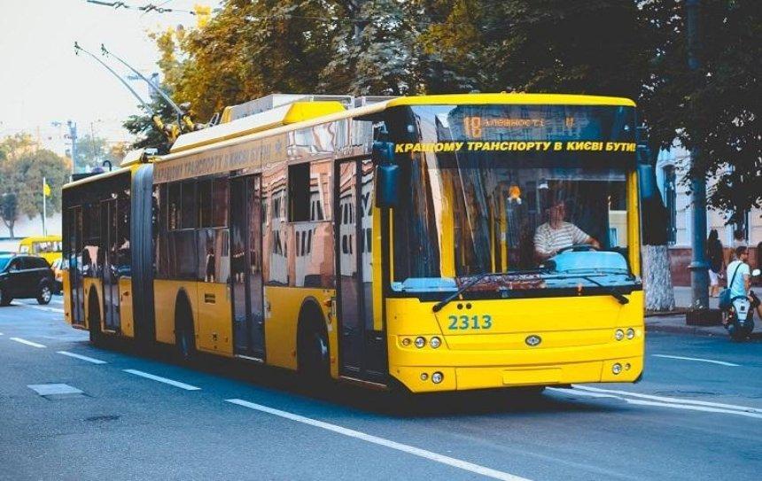 В столице обновят парк троллейбусов