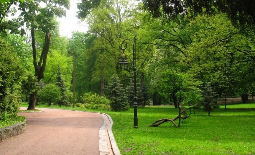 В столице появится новый парк и скверы