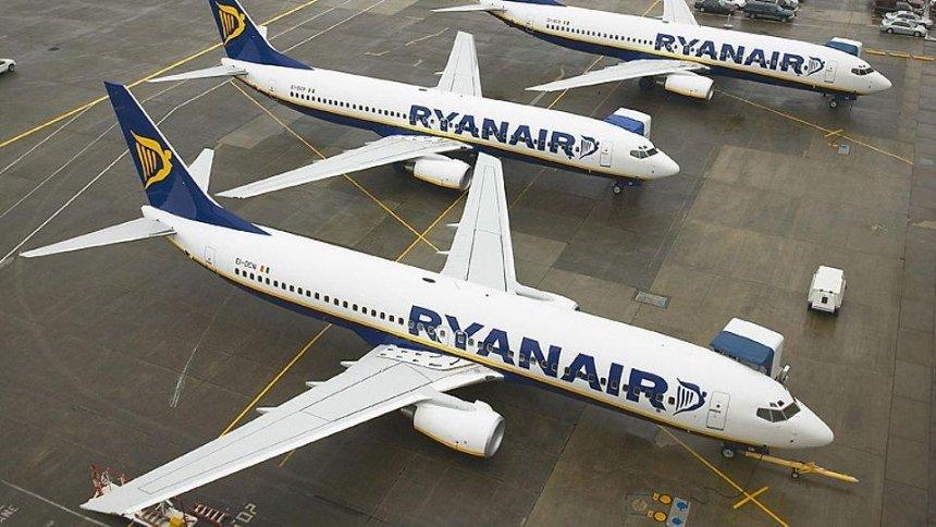 Ryanair объявил распродажу билетов из Киева