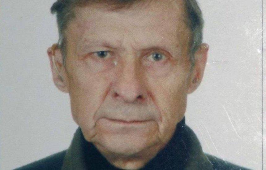 Помогите найти: в Киеве без вести пропал пожилой мужчина с амнезией