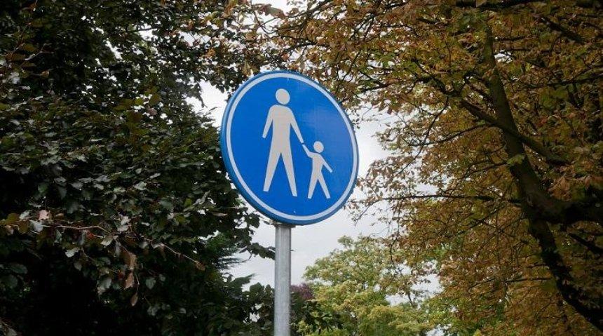 Жители столицы просят сделать улицу в Голосеевском районе пешеходной