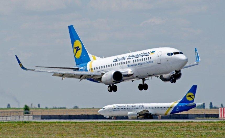 В«Борисполе» аварийно приземлился самолет МАУ, летевший изЛьвова вЕгипет