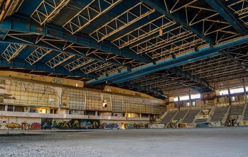 В Киеве появится Национальный теннисный центр