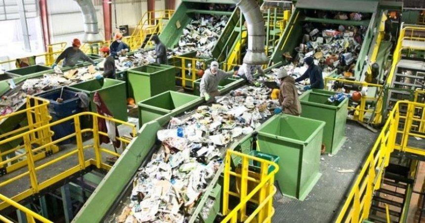 В Киеве планируют построить мусороперерабатывающий завод
