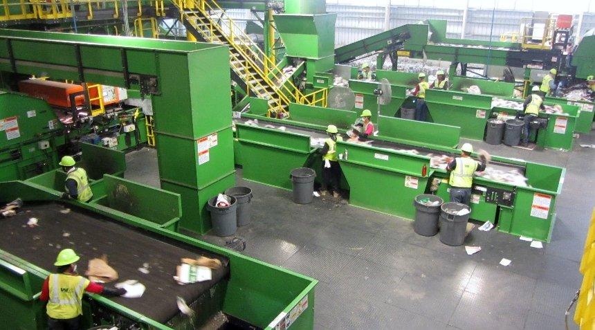 В «Киевспецтрансе» готовы взяться за строительство мусороперерабатывающего завода