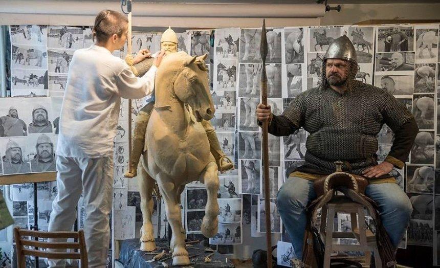 Памятник Илье Муромцу напечатают на 3D-принтере