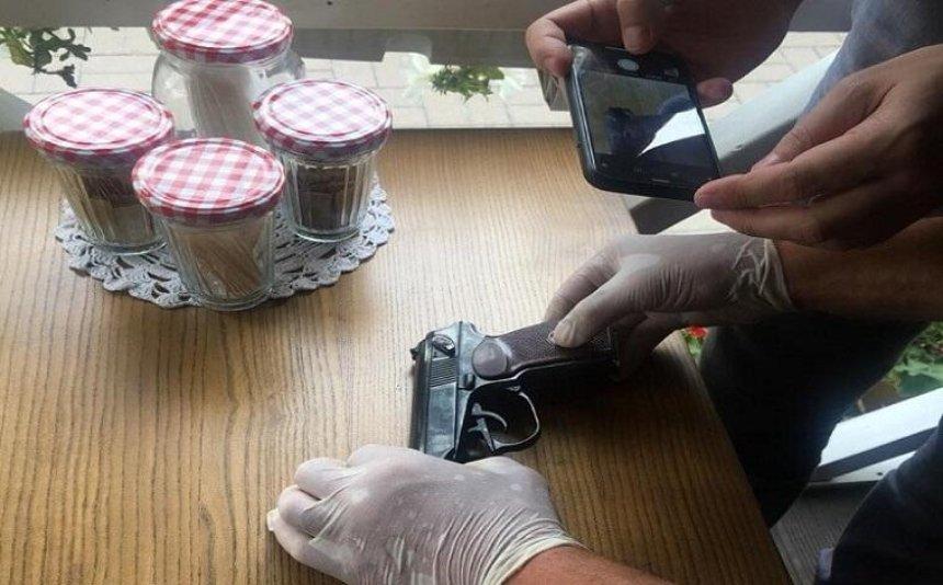 У ресторані на Печерську влаштували стрілянину (фото)