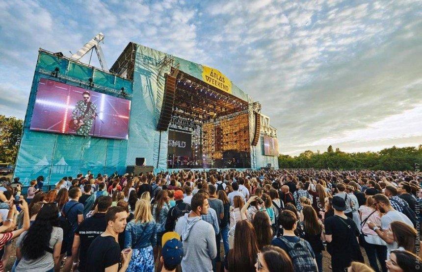 Билеты уже в продаже: названы даты проведения Atlas Weekend 2019