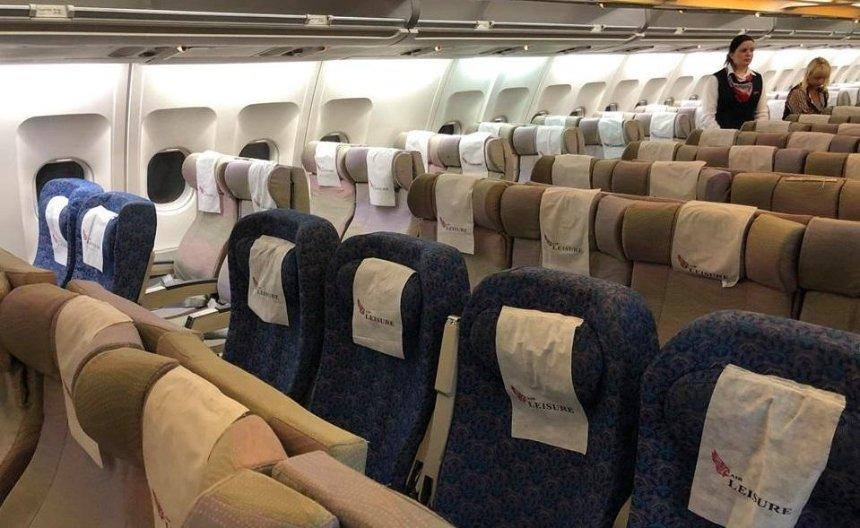 «Сарай скрыльями»: туриста возмутил самолет украинской авиакомпании (фото)