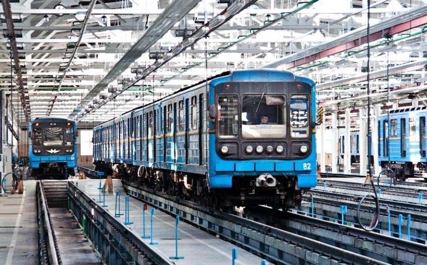 Киевлянин предлагает построить кольцевую линию метро
