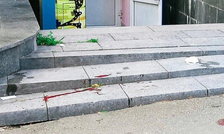 В центре Киева неизвестный расстрелял мужчину в упор (фото, видео)