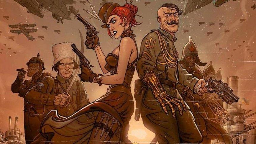 В Украине хотят снять фильм по мотивам популярного комикса