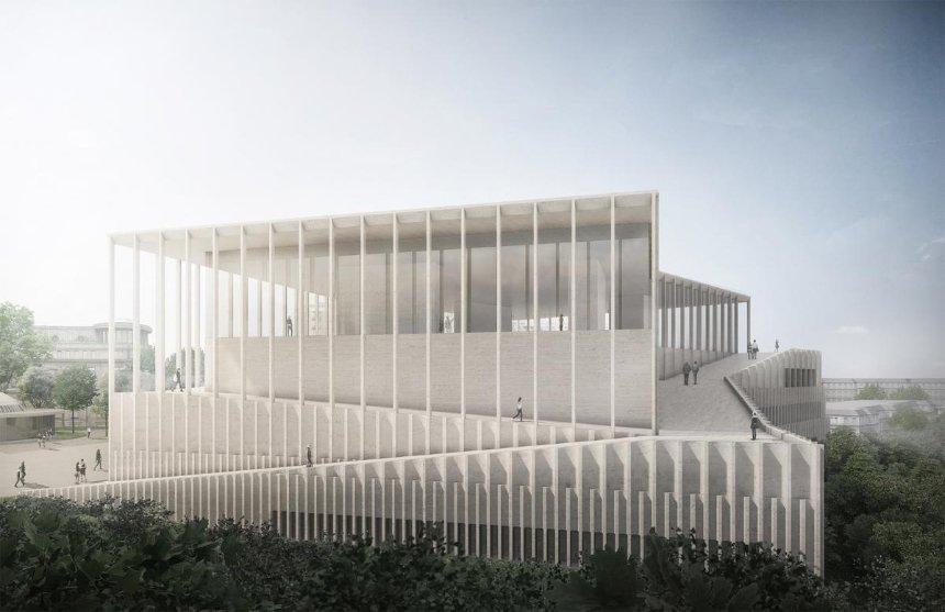 Генпрокуратура сняла запрет на строительство музея Революции достоинства