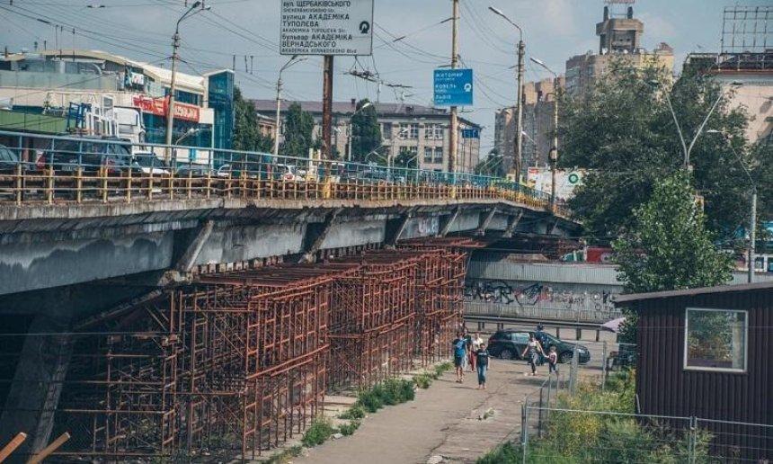 Понад 75 столичних мостів знаходяться в передаварійному стані